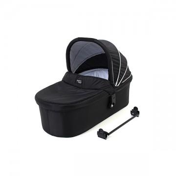 Vanička externá do kočíka Valco Snap 4 Black