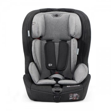 Autosedačka SAFETY-FIX Isofix Black/Gray 9-36kg Kinderkraft 2019