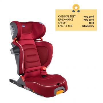 Autosedačka Fold&Go i-Size - Red Passion