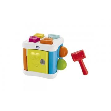 Kocka hracia sorter 2v1 Sort&Beat 10m+