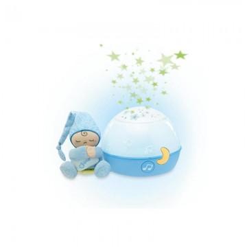 Projektor GoodNight Stars - modrý 0m+