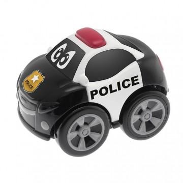 Autíčko Turbo Team - Polícia 2+