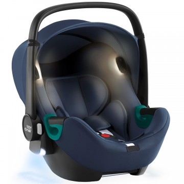 Autosedačka Baby-Safe iSense, Indigo Blue