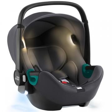 Autosedačka Baby-Safe iSense, Midnight Grey