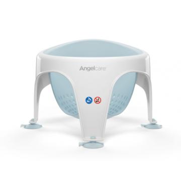 ANGELCARE Sedadlo do vany Light Aqua