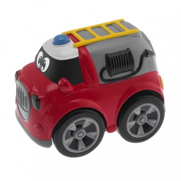 Autíčko Turbo Team - Požiarnici 2+